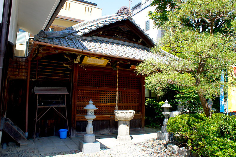 寿老神堂/革堂 行願寺(Kodo, Gyogan-ji Temple / Kyoto City) 2015/05/11