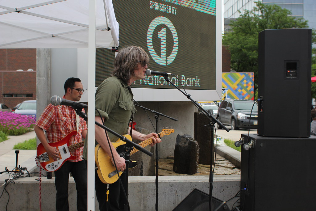 Matt Whipkey at Hear Omaha