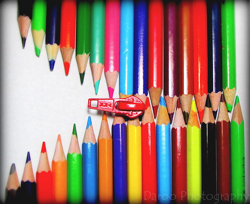 Lapices de colores - Colored pencils
