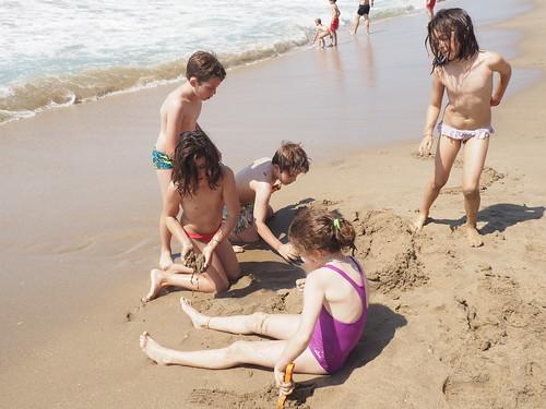 Anem a la platja!