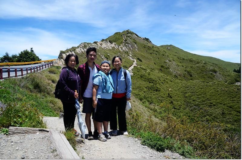 石門山登山口