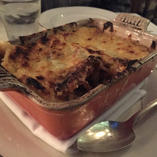 French Onion Poutine at Terrine