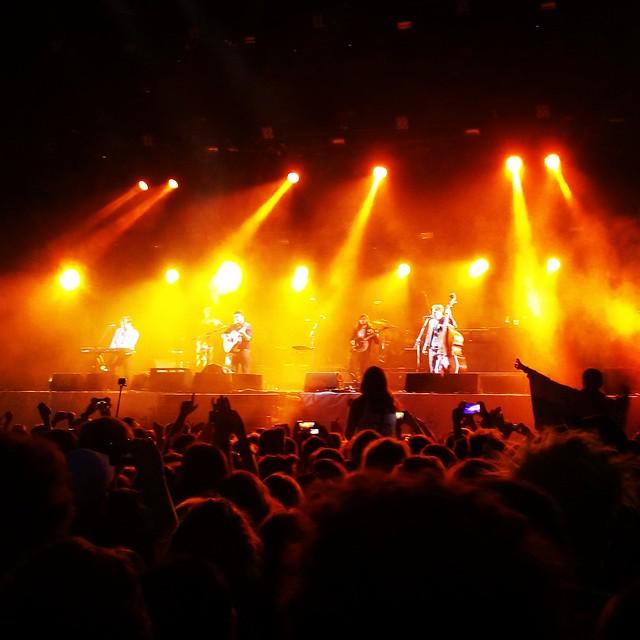 Mumford & Sons, Opener Festival 2015