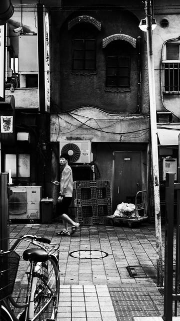 Ueno Backstreet