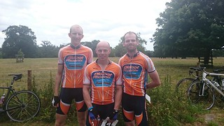 Cowley road condor road racers. 7th for seb