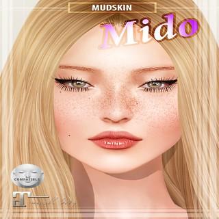 Mudskin - Mido for Lelutka