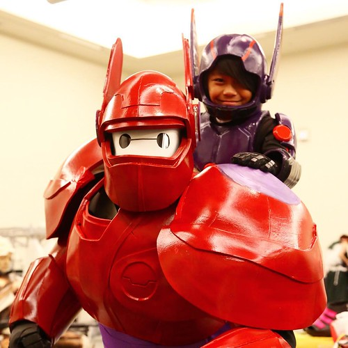 San Diego Comic-Con 2015 Cosplay - Big Hero 6
