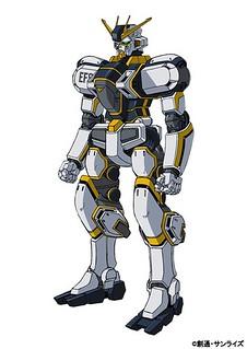 Gundam Thunderbolt Season 2- New mecha