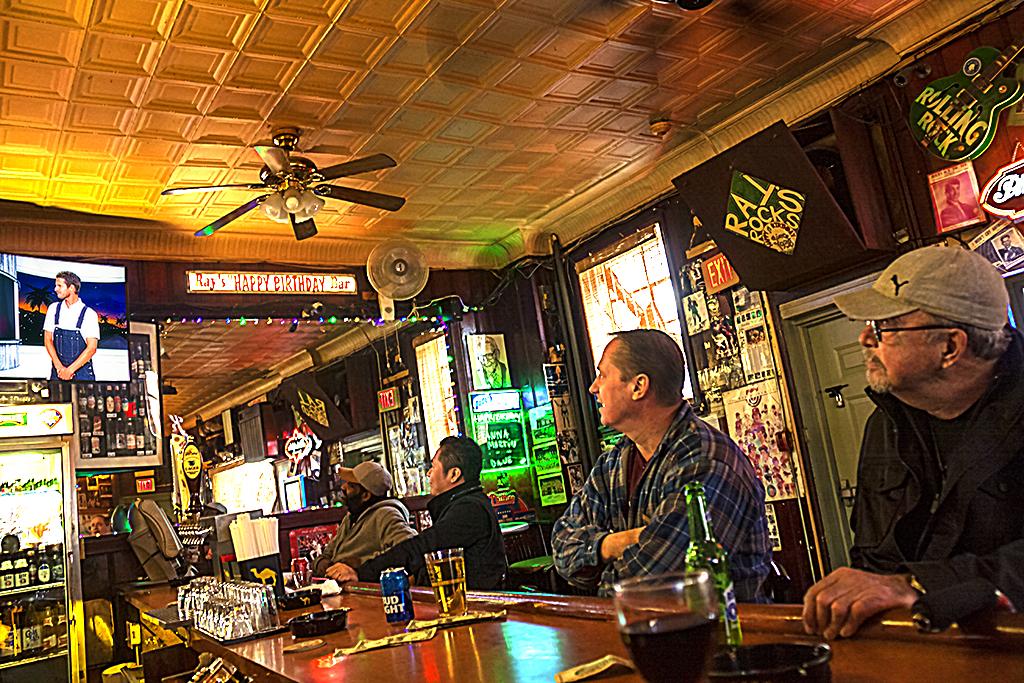 Happy Birthday Bar on 1-19-17--Passyunk Square