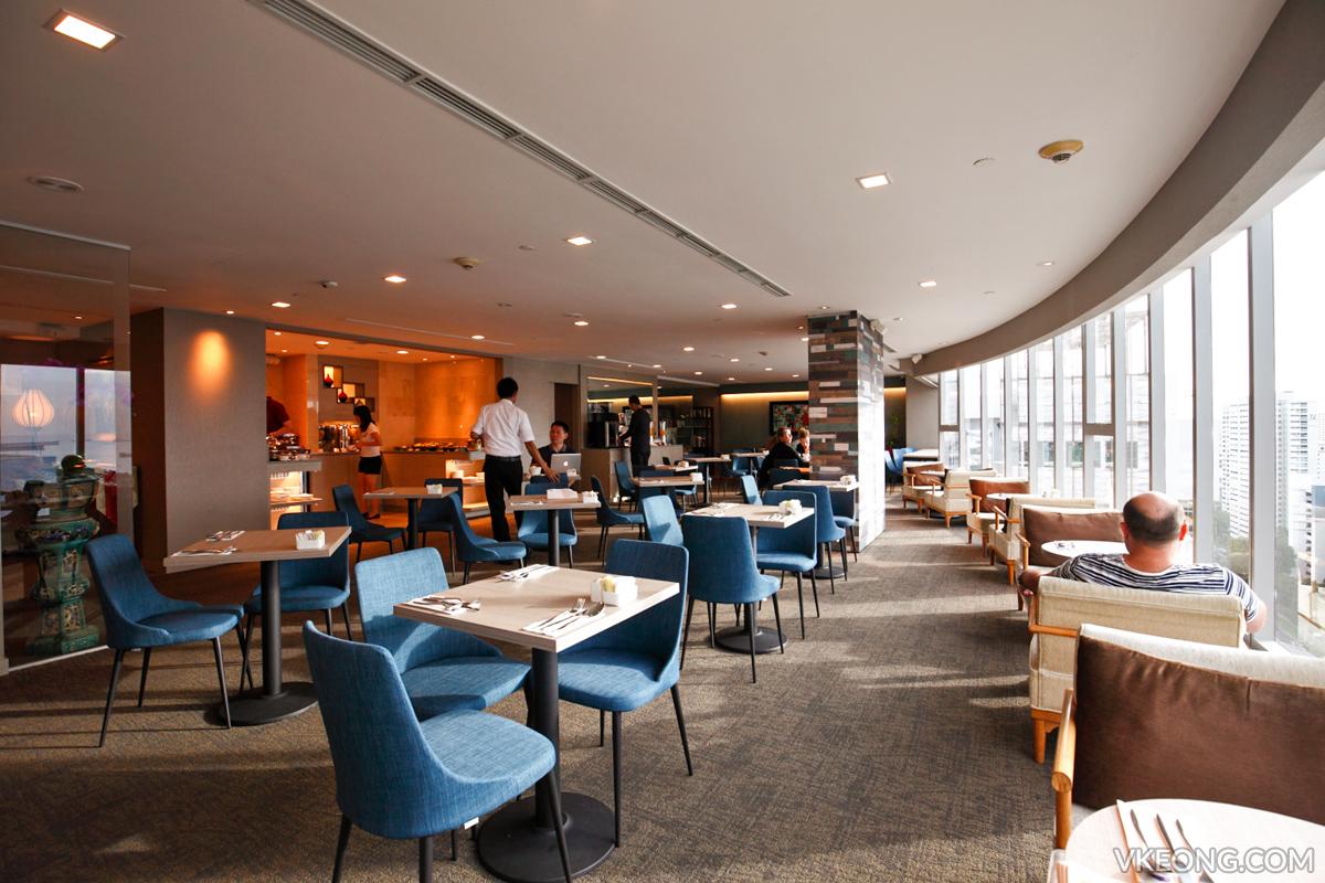 Grand Mecure Roxy Executive Lounge