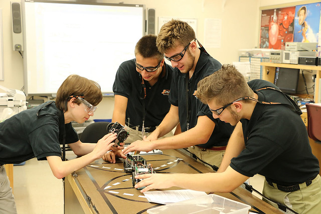 Diman Electronics Technology Program
