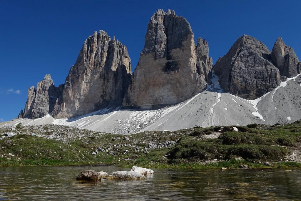 19 najpiękniejszych gór świata. Tre Cime di Lavaredo