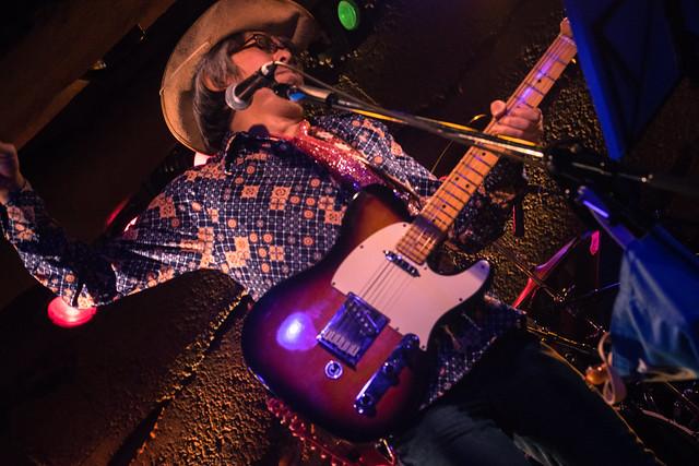 コスモポリタンカウボーイズ Cosmopolitan Cowboys live at Manda-La 2, Tokyo, 23 Feb 2017 -00117