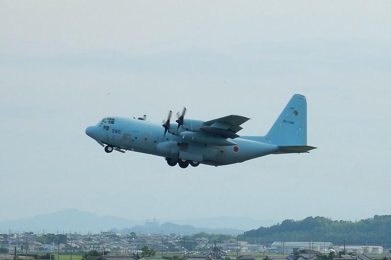 C-130H 離陸