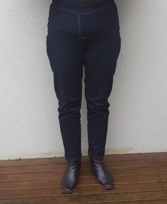 Style Arc Misty jeans in stretch denim from M Recht
