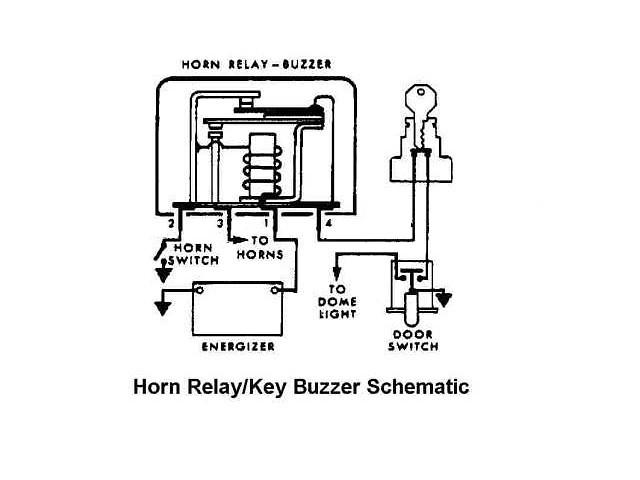 1969 chevelle horn relay wiring diagram  center wiring