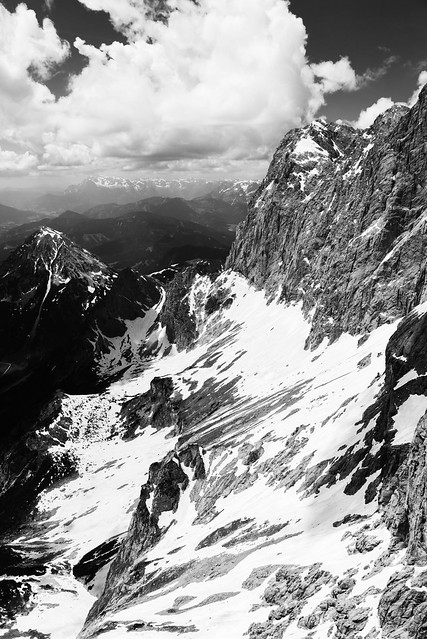 Looking across to Dachstein