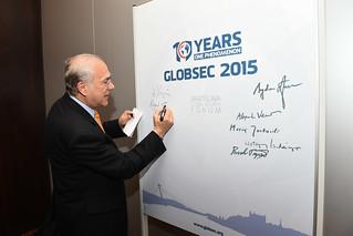 10th GLOBSEC Bratislava Global Security Forum