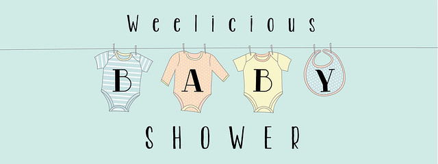 Weelicious Baby Shower