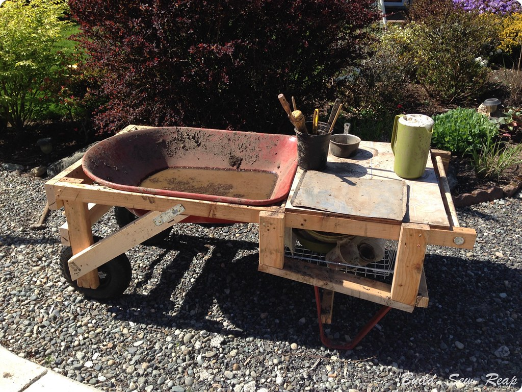 Build Sew Reap: Mud Kitchen