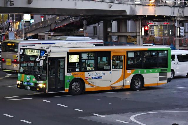2016/12/17 東京都交通局 H153