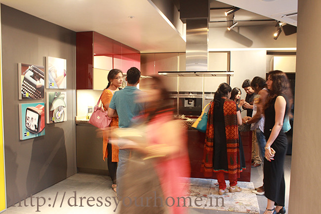 Stosa Cucine Opens Its Doors To A New Store In Bangalore Dress