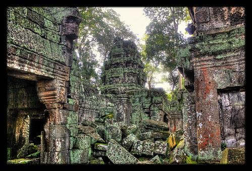 Siem Reap K - Ta Prohm 17