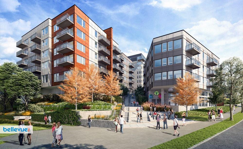 Sparc Apartments Bellevue Wa