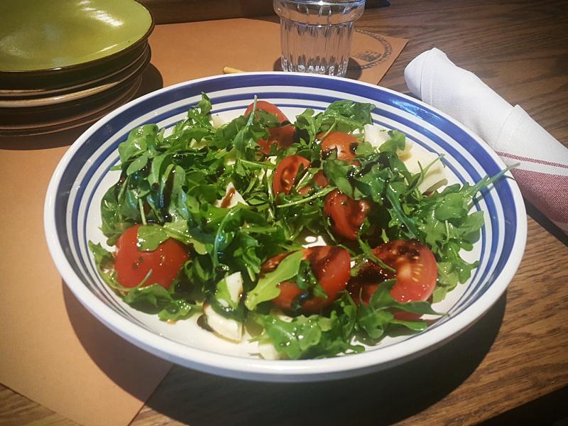 Scaddabush Caprese Salad