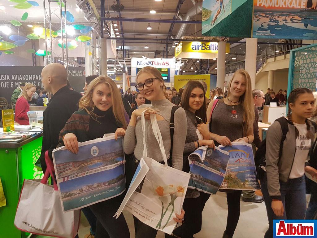 Alanya'yı Litvanyalı'dan dinlediler 3