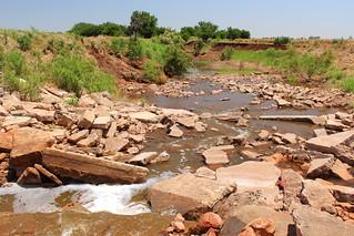 A cool creek I stumbled upon.
