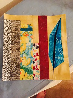 POD 21, 22, 23 blocks done. Just this weeks left! Then I am completely caught up on one quilt!