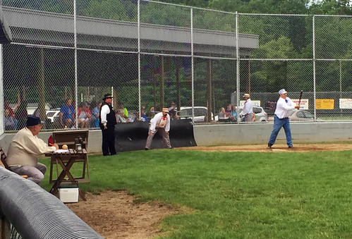 Mr. Grimmett, up to bat.