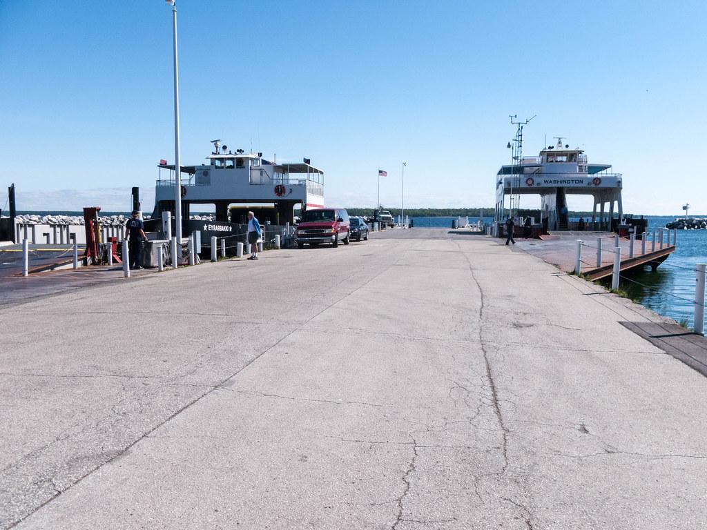 Door County Ferry To Mackinac Island