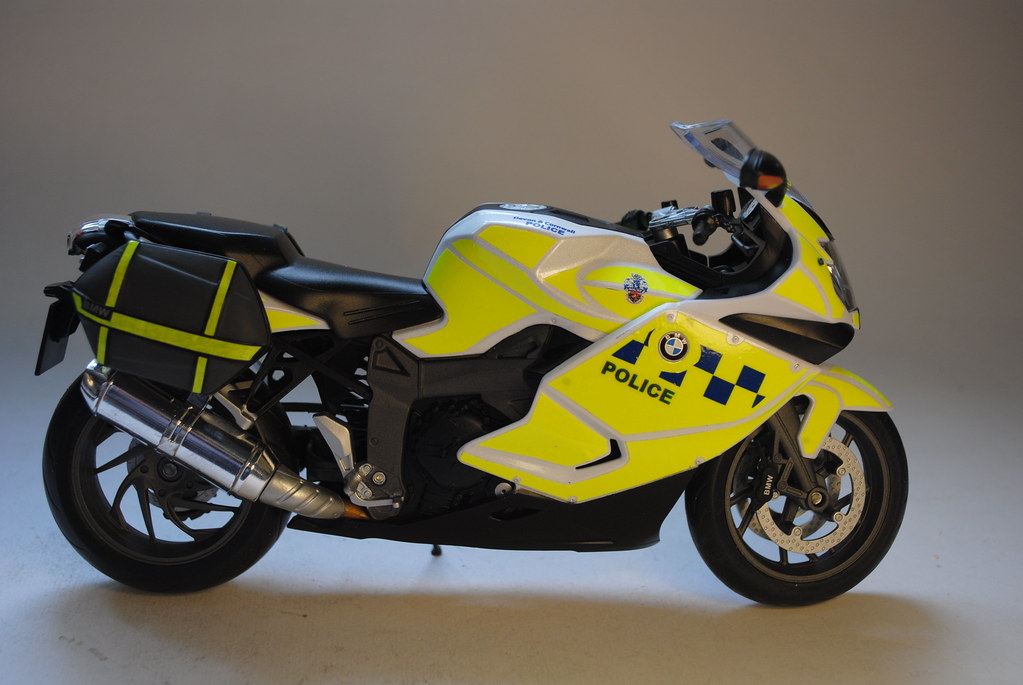 1 10 scale devon cornwall police bmw k1300s 1 10 scale. Black Bedroom Furniture Sets. Home Design Ideas