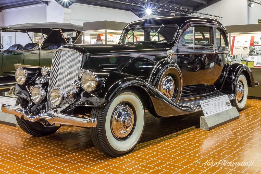 Used Cars Buffalo >> 1934 Pierce-Arrow Silver Arrow Coupe | Pierce-Arrow made ...