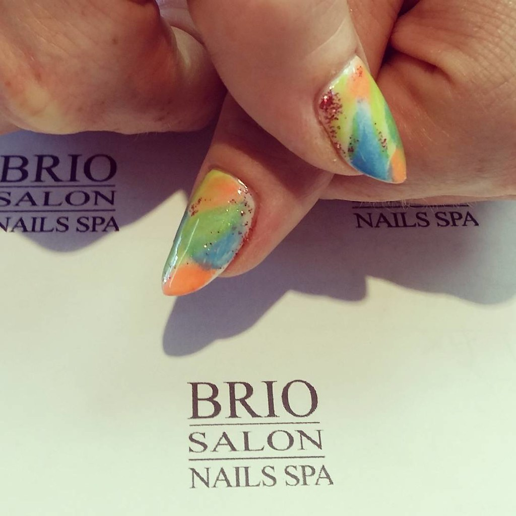 Erin\'s @briospa #nails #naildesigns #nailart #designs #nai… | Flickr
