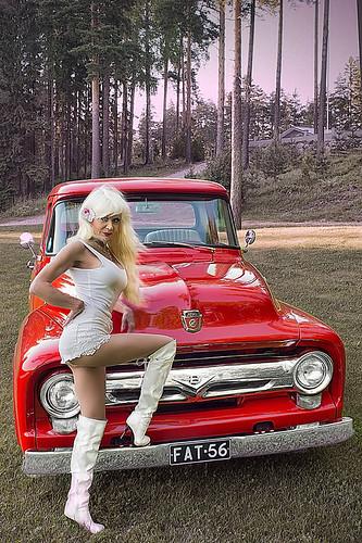 Ford F100 1956 Kari Vannemaa Flickr