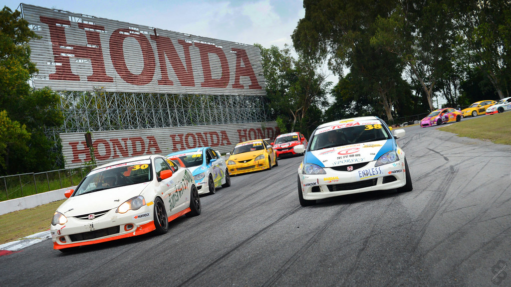 Honda Racing Cars From The Tcsa Integra Dc5 Type R Amp Civ