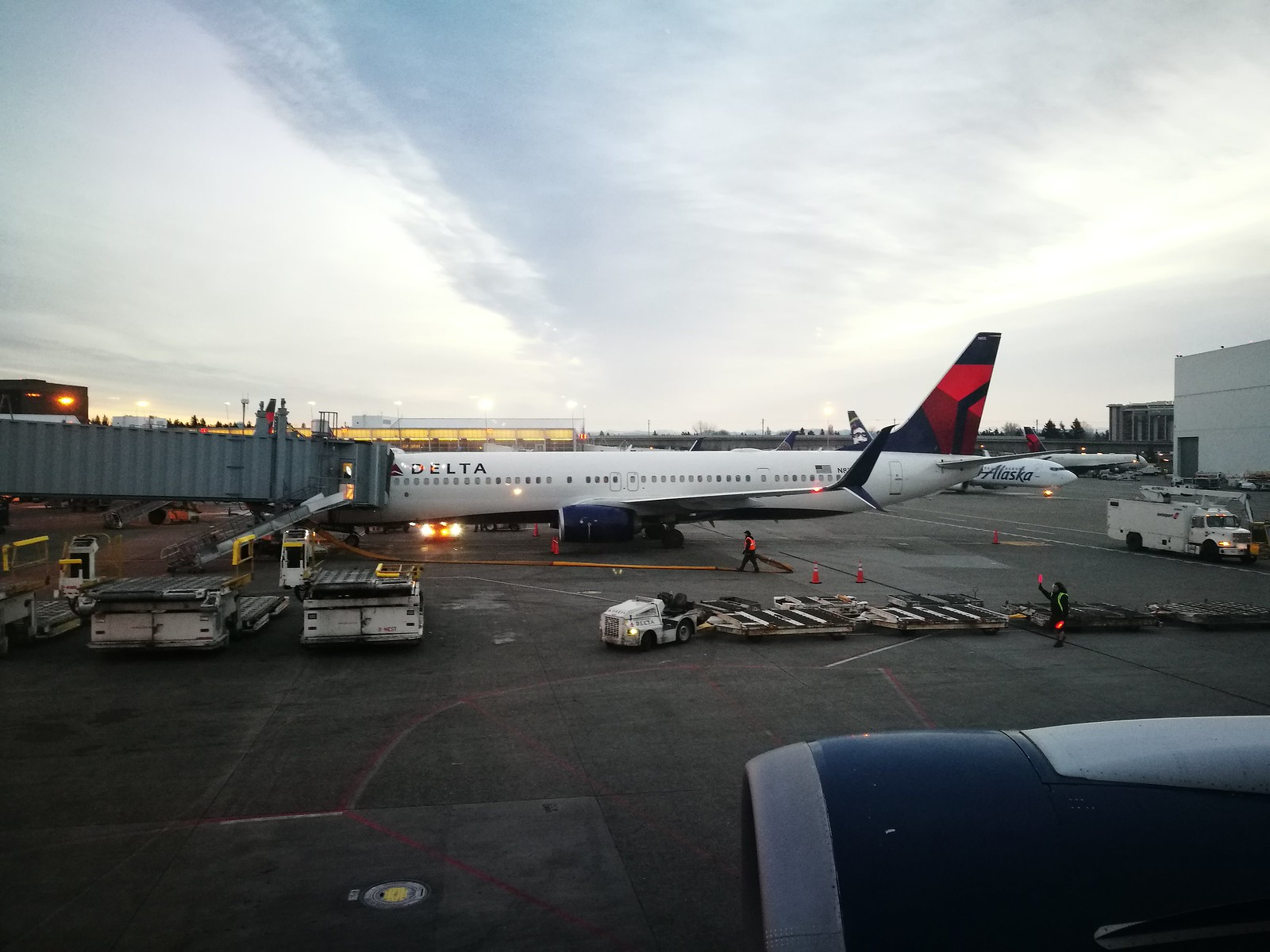 Delta at Seattle-Tacoma