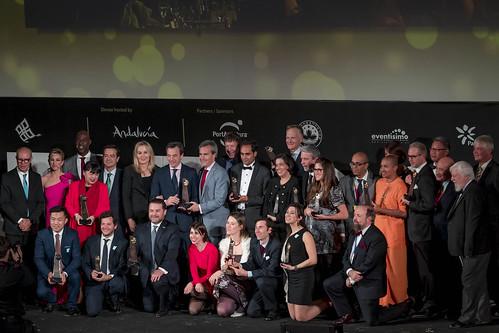 13th UNWTO Awards (Madrid, Spain, 18 January 2017)