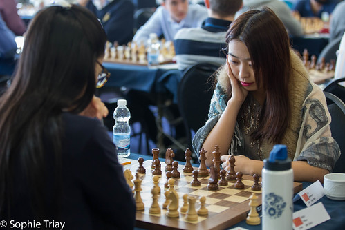 Hou Yifan, Ju Wenjun