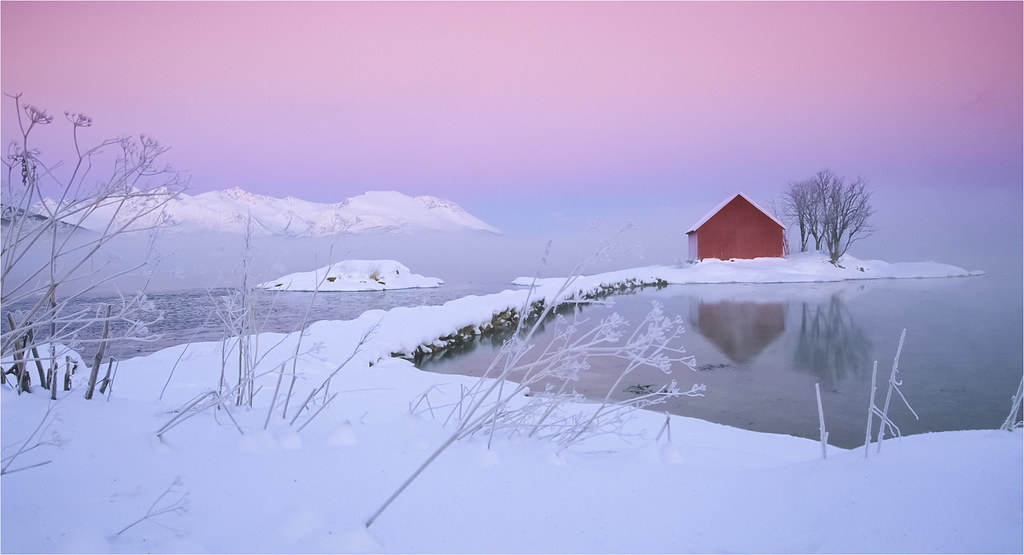 a winter scene from vika norway explored a nice and co flickr