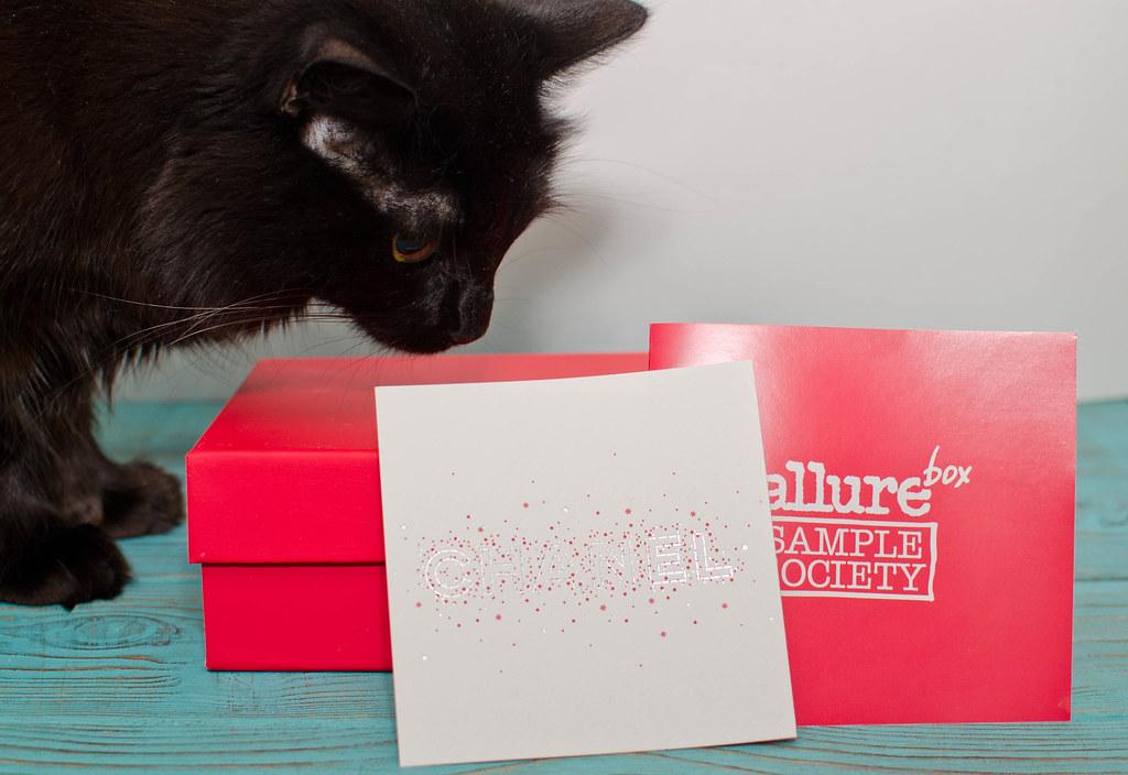 коробочка allurebox chanel отзыв