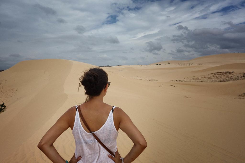 Mui Ne - White Dunes - Anais 1
