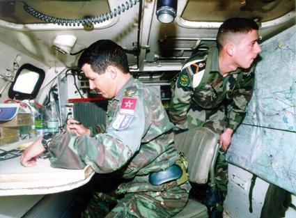 Les F.A.R. en Bosnie  IFOR, SFOR et EUFOR Althea 32557727050_cae85c28f7_o
