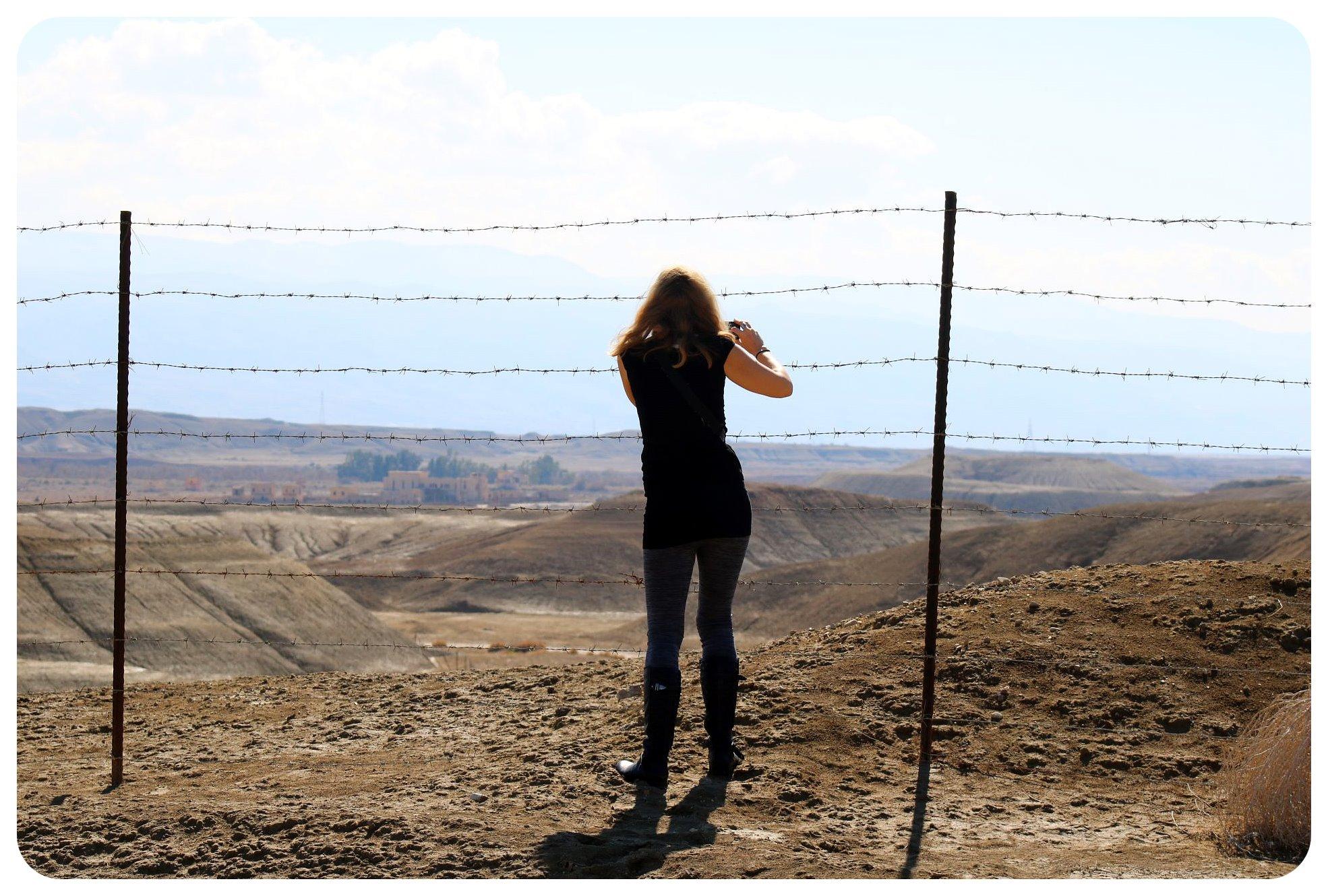 dani israel fence