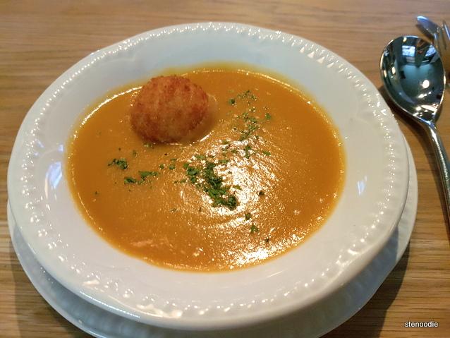 Beer & Potato Soup