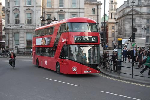 London Central LT448 LTZ1448