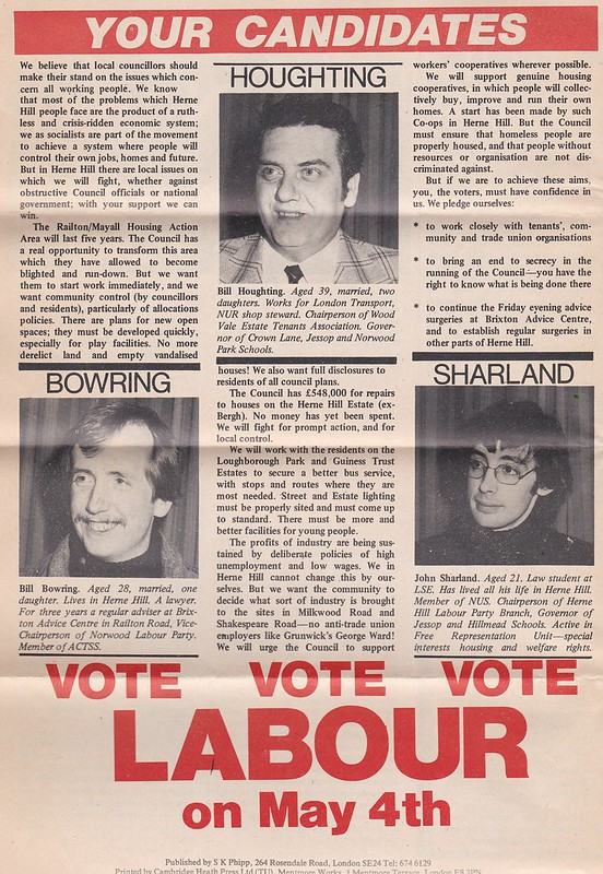 bill election 1978